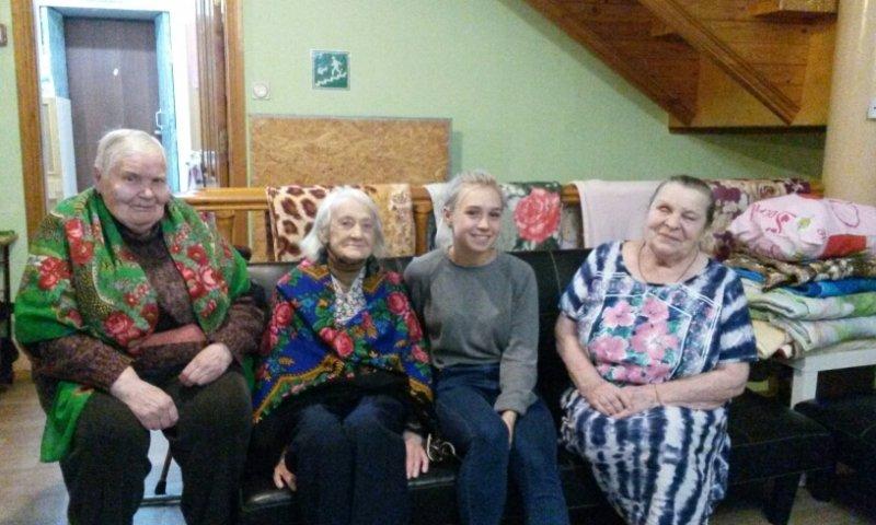 Пансионат для пожилых людей в Екатеринбурге  3   в сети пансионатов для пожилых «Достойная старость».