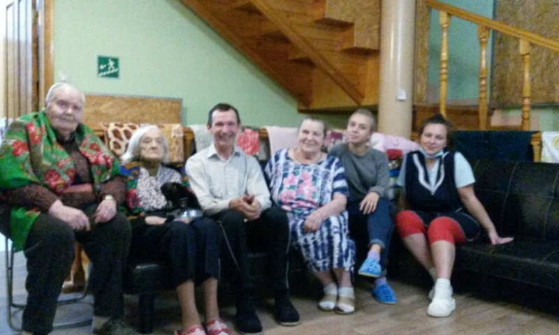 Пансионат для пожилых людей в Екатеринбурге  9   в сети пансионатов для пожилых «Достойная старость».