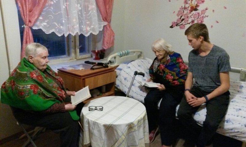 Пансионат для пожилых людей в Екатеринбурге  21   в сети пансионатов для пожилых «Достойная старость».